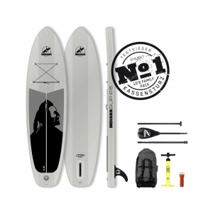 10'6 family pack inflatable - grey
