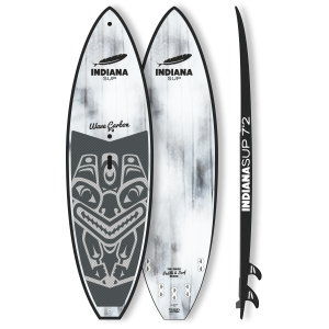 Indiana 7'2 Wave Carbon