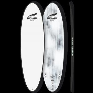 Indiana 6'8 Surf Hardboard