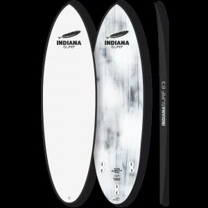 Indiana 6'3 Surf Hardboard