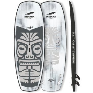 Indiana 7'8 Wave SUP / Wind / Wing Foil Carbon