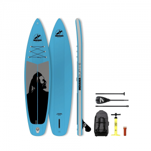 11'6 family pack inflatable - blue
