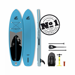 10'6 family pack inflatable - blue